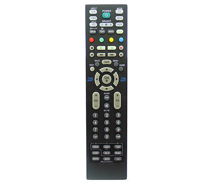 Replacement Remote Control For LG TV 32LG7500 , 32LX2R , 32PC51 , 37LC2RB • 5.90£
