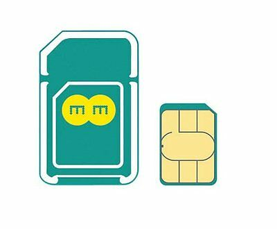 £0.99 • Buy New EE Pay As You Go PAYG Trio (Nano/Micro/Standard) SIM Card For Android IPhone