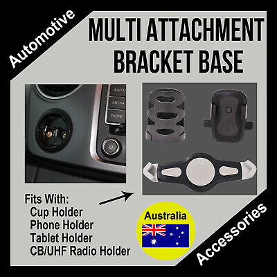 AU8.95 • Buy Volkswagen VW Amarok Multi Attachment Point Dash Bracket Adaptor Base