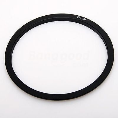 £3.49 • Buy 77mm Ring Adapter For Cokin P Series Filter Holders