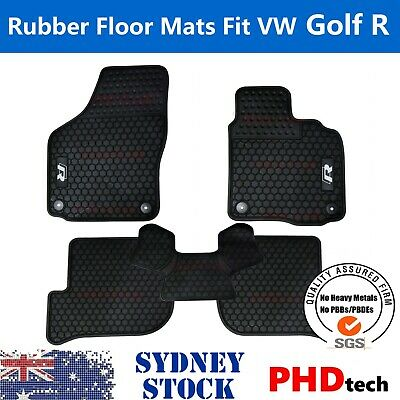 AU55 • Buy Volkswagen Golf GTI MK6 Tailor Made Custom-made Rubber Cargo Tray Boot Liner