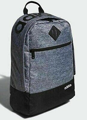 $37.75 • Buy Adidas Originals Court Lite Backpack Bag Black Gray Laptop 18  Lifetime New