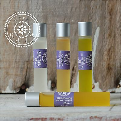 AU10 • Buy ESSENTIAL OIL BLENDS :) 100% PURE & NATURAL 10ML  BUY 3 X GET 1 FREE :)