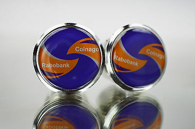 $15 • Buy Colnago Team Rabobank Handlebar End Plugs Bar Caps Endstopfen Lenkerstopfen 3D