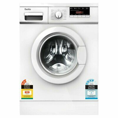 AU424 • Buy NEW Esatto 6kg Front Load Washing Machine EFLW6