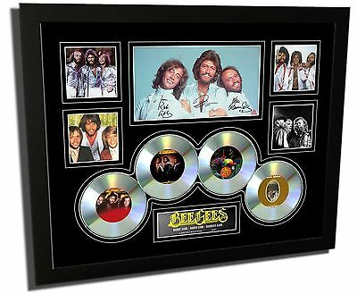 AU99.99 • Buy Bee Gees Signed Limited Edition Framed Memorabilia