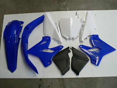 AU239.99 • Buy Plastic Kit Fits Yamaha YZ125 2007 2008 2009 Restyle To 2015 On