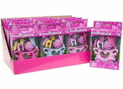Magical Pony And Carriage Play Set Girls Birthday Christmas Gift Present Toy UK • 5.57£