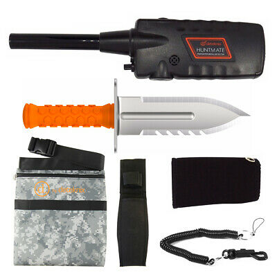 Quest XPointer Huntmate - Black, Camo Pouch, Diamond Digger Tool Right & Lanyard • 72.25£