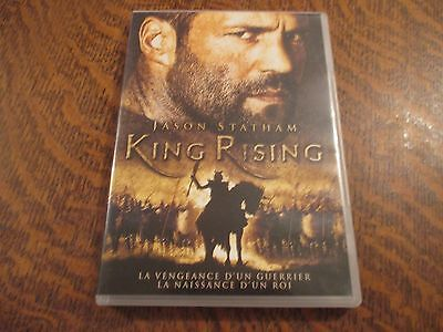 Dvd King Rising Avec Jason Statham • 6.88£