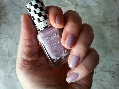 £3.95 • Buy Barry M Speedy Paint Quick Dry Nail Polish In Lap Of Honour - 10ml