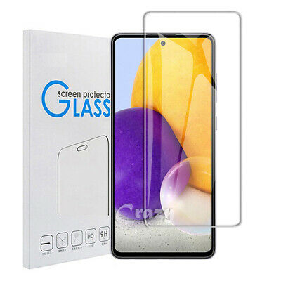 AU4.19 • Buy Tempered Glass Screen Protector For Samsung Galaxy A52 A72 A32 A7 A8 J8 2018 A5