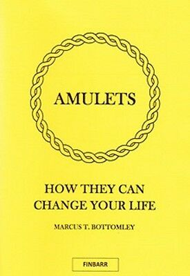 £39.39 • Buy AMULETS By Marcus T Bottomley. Grimoire. Occult. Finbarr Magick