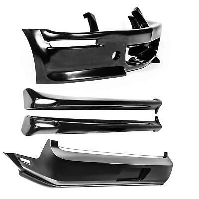 $886.20 • Buy KBD Body Kits Eleanor 4 Pc Polyurethane Full Body Kit For Ford Mustang 2005-2009