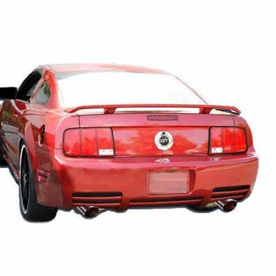$379 • Buy KBD Body Kits Sallen Style Polyurethane Rear Bumper Fits Ford Mustang 05-09