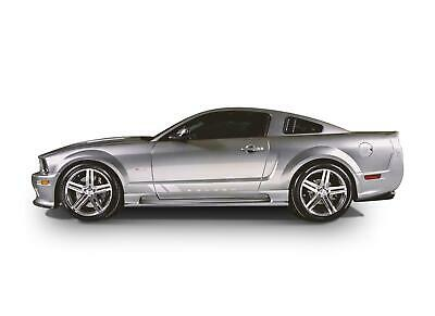 $279 • Buy KBD Body Kits Sallen 2 Pc Polyurethane Side Skirts For Ford Mustang 2005-2009