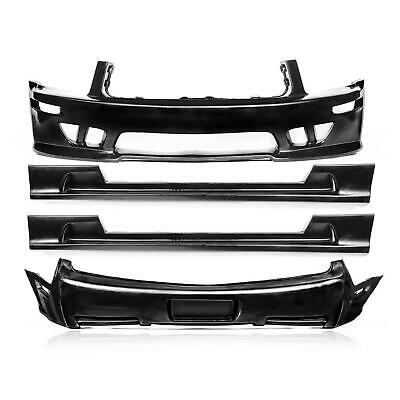 $886.20 • Buy KBD Body Kits Sallen 4 Pc Polyurethane Full Body Kit For Ford Mustang 2005-2009