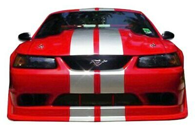 $379 • Buy KBD Body Kits Cobra R Style Polyurethane Front Bumper Fits Ford Mustang 99-04