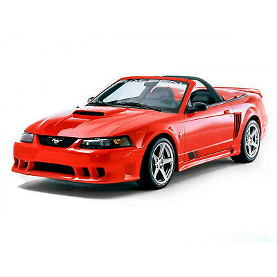 $379 • Buy KBD Body Kits Sallen Style Polyurethane Front Bumper Fits Ford Mustang 99-04