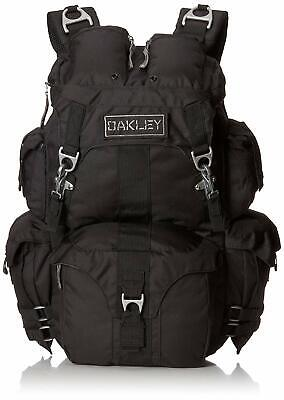79f5cbf966c42  92151-001  Mens Oakley Mechanism Backpack Black 30L Capacity Bag • 99.99