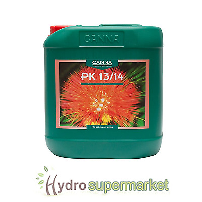 Hydroponics Canna Pk 13/14 Bloom Flower Weight Gainer Bud Booster 5l   • 49.99£