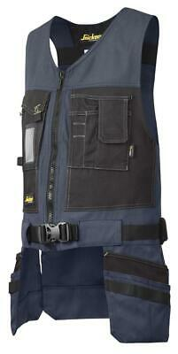 Snickers 4254 Utility Work Toolvest, Canvas+ NAVY BLUE • 76.34£