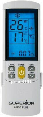AU24.95 • Buy Replacement Panasonic Cwa75c2189 A75c2189 Ac A/c Air Conditioner Remote Control