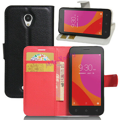 AU6.31 • Buy New Luxury Flip Stand PU Leather Cover Wallet Case For Lenovo Series Phones