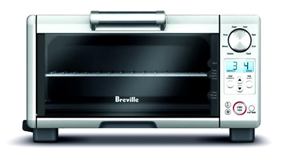 Breville BOV450XL Mini Compact Smart Oven 4Quarts 1800Watts With Element IQ, New • 215.90£