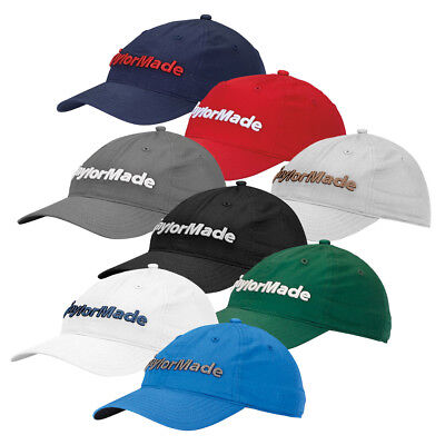 8cf36d793cb New TaylorMade Tradition Lite Adjustable Golf Hat 1979 BACK EMBROIDERY •  6.99
