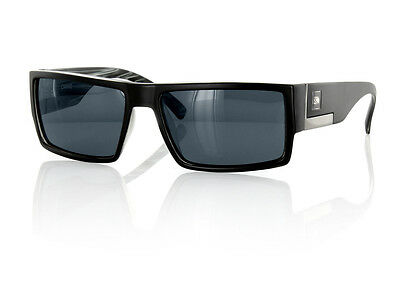 AU49.99 • Buy Carve Shady Deal Matt Black Polarized Sunglasses Mens Womens