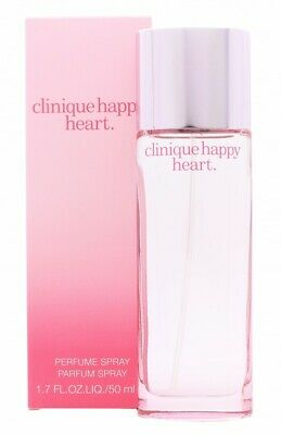 Clinique Happy Heart Eau De Parfum Edp 50ml Spray - Women's For Her. New • 26.71£