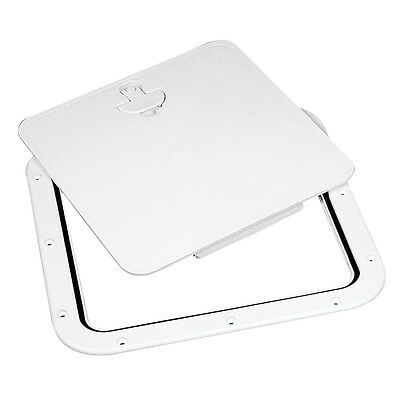 £24.99 • Buy Nuova Rade Boat Access/Inspection Hatch With Detachable Lid (356mm X 306mm)White