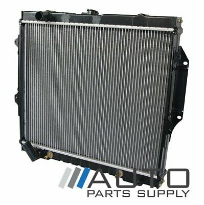 AU245 • Buy Mitsubishi Pajero Radiator 3.5 V6 Quad Cam NH NJ NK NL 1991-2000 *New*