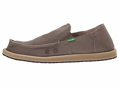 Sanuk Vagabond Brindle Men's Slip On Sidewalk Surfers SMF1001  • 35.66£