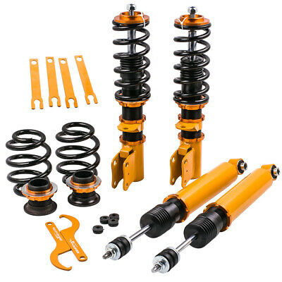 AU388.64 • Buy Coilover Kit For Holden Commodore VT VY VX VZ Adjustable Coilovers Shock Struts