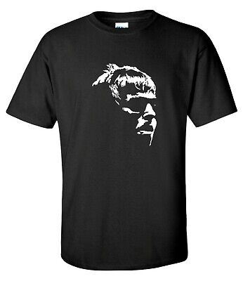 Liam Gallagher Face Oasis Indie Rock Music T-Shirt • 10.99£