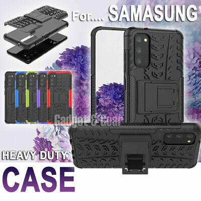AU7.99 • Buy Shockproof Heavy Duty Case Cover For Samsung Galaxy S20 FE S10 S8 S9 Plus Note 9