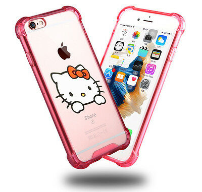 AU10.46 • Buy Iphone 6 & Iphone 6S (4.7 IN) Hello Kitty Drop Proof And Shockproof HYBRID CASE