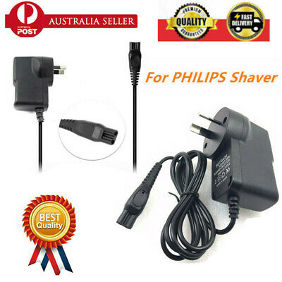 AU22.99 • Buy 15V PHILIPS Shaver AU Plug Charger Power Lead For DC Adapter Lead PT720 AT880 OZ