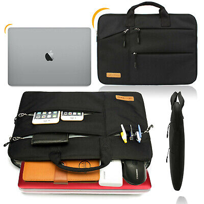 $44.64 • Buy [3-IN-1]Laptop Sleeve Bag Rubberized Case For Macbook Pro Air Retina 13 13.3 15