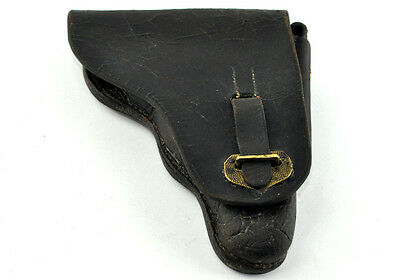 WW2 Bulgarian Leather HOLSTER For LUGER PARABELLUM P.08  • 89£
