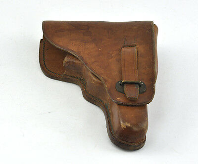 WW2 Bulgarian Leather HOLSTER For LUGER PARABELLUM P.08  • 119£
