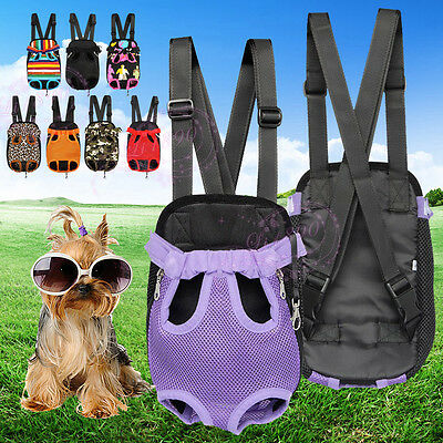 View Details Pet Carrier Dog Cat Rabbit Puppy Carrier Travel Kennel Cage Bag Fabric Backpack • 687.00£