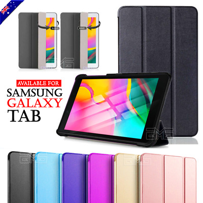 AU13.99 • Buy Magnetic Smart Flip Case Cover For Samsung Galaxy Tab A 7.0 8.0  10.1  2019 10.5