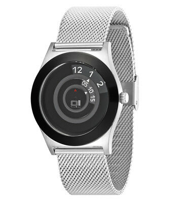 $61.91 • Buy Genuine 01 The One Spinning Wheel An06g05 Cool Design Fashion Watch Mesh Band