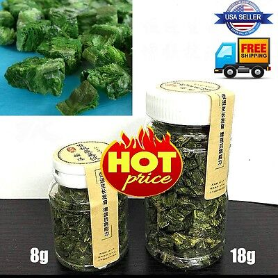 Imported Organic Freeze Dried Spinach Cubes Shrimp Food Fish Shrimp Feeding  • 12.36£