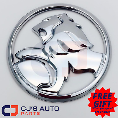 AU34.95 • Buy Holden Chrome Lion Badge Commodore VY Executive Berlina Calais Monaro Grille