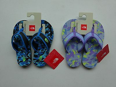North Face Youth Base Camp Flip Flops NWT • 12.87£