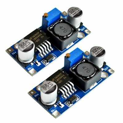 AU8.95 • Buy LM2596s DC-DC Step Down Adjustable Power Supply Module - Pack Of 2